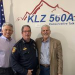 haystack help radio with scott whatley - special guest Sheriff Tony Spurlock
