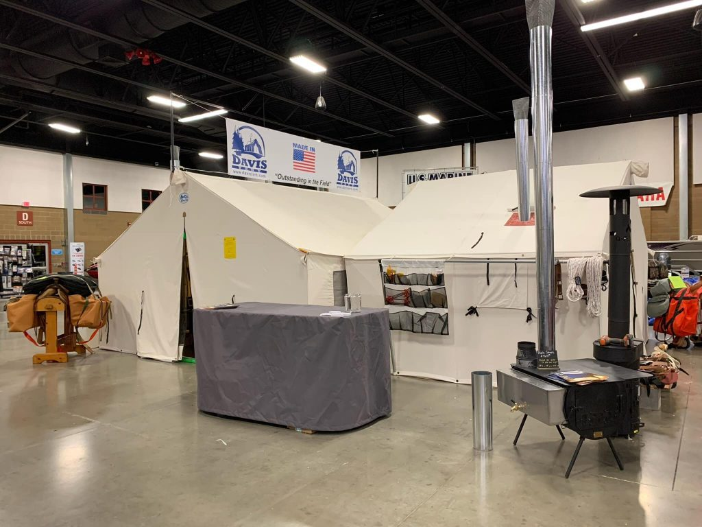 Davis Tents featured on Haystack Help Radio with Host Scott Whatley on 560AM KLZ