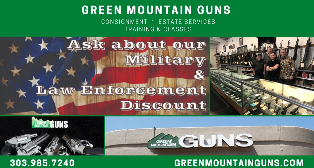 Green Mountain Guns - Haystack Help Radio and Sportsman of Colorado Radio Show Sponsor-Host Scott Whatley