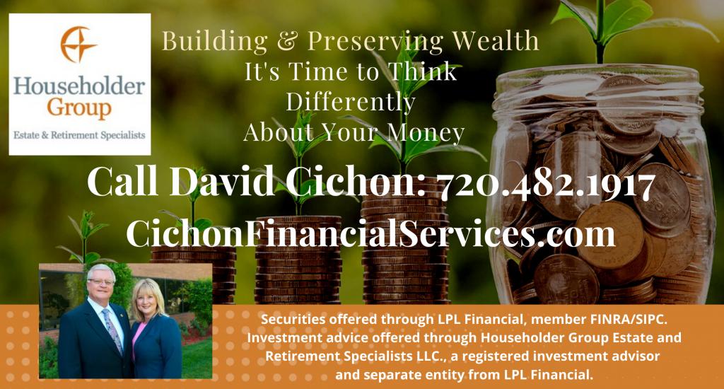 David Cichon-Financial Planner-Householder Group-CichonFinancialServices.com-Haystack Help Radio Sponsor